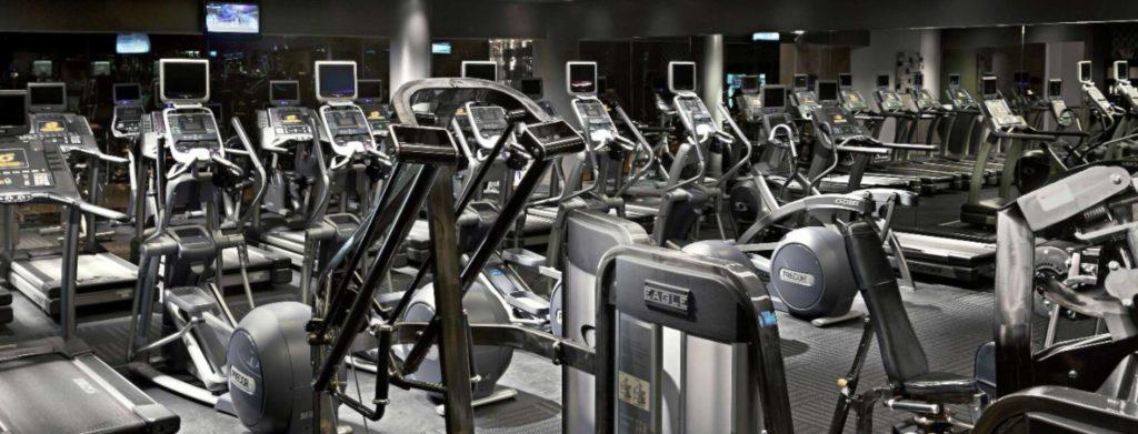 mirage gym